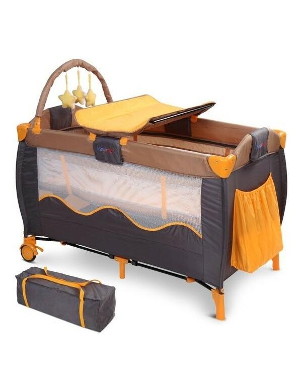 Culla box campeggio lettino da viaggio bambino lettino da ...